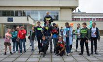 Районная антинаркотическая акция «Молодежь выбирает здоровье»
