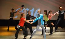 Танцевальный турнир по хастлу «Кубок морской славы – 2016»